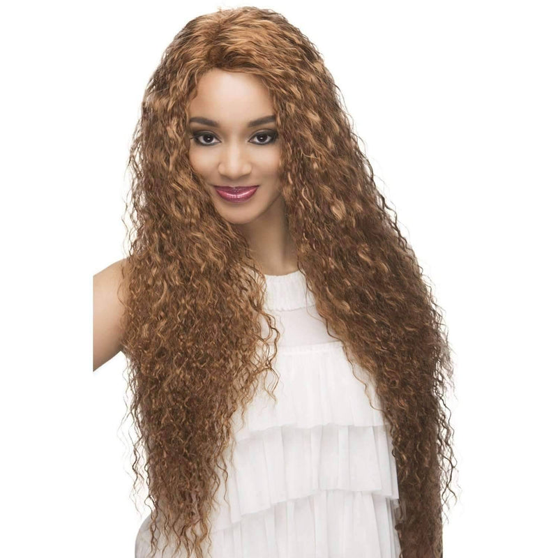 SUPERB24-V - Vivica Fox Synthetic Wig in Color #1B - African American Wigs