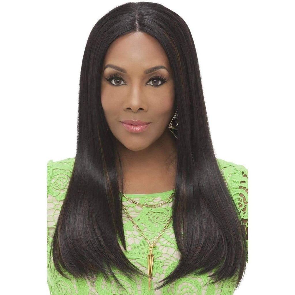 Taliah | Heat Friendly Synthetic Wig (Full Lace Front Traditional Cap) - African American Wigs