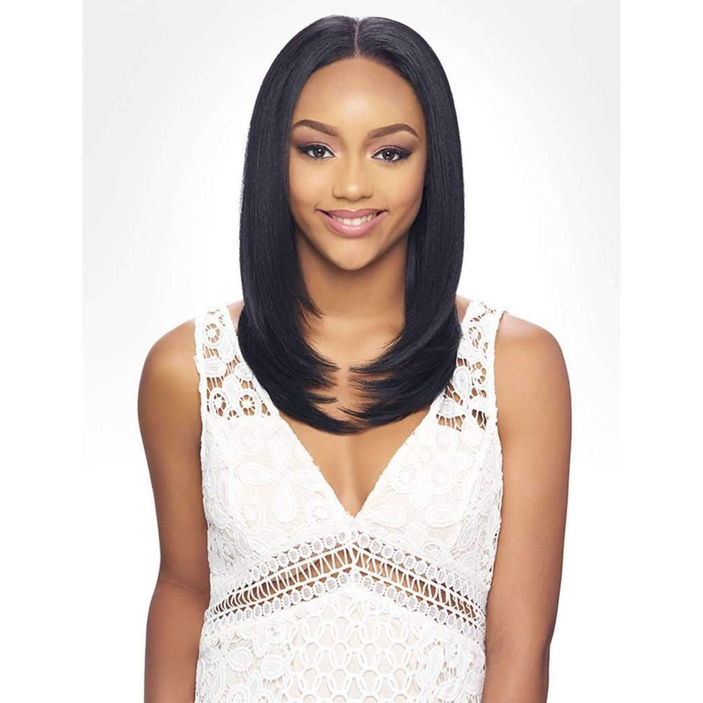 THL03 Illusion Hairline Lace High Quality Synthetic Wig| Harlem125 - African American Wigs