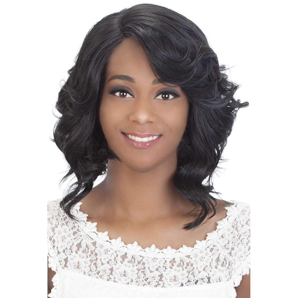 TORI | Heat Resistant Synthetic Wig (Traditional Cap) - African American Wigs