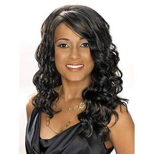 WINNIE - Carefree Synthetic Wig in Color #F4/27 - African American Wigs