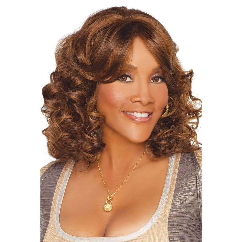 WP-DENVER - Vivica Fox Synthetic Medium Length Wigs