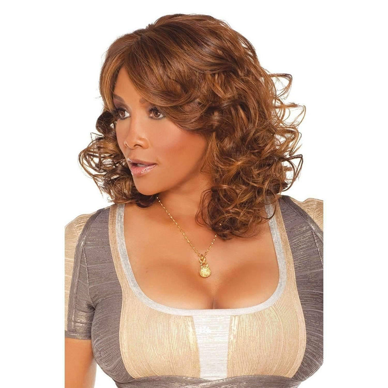 WP-DENVER - Vivica Fox Synthetic Wig - Medium Length Wigs