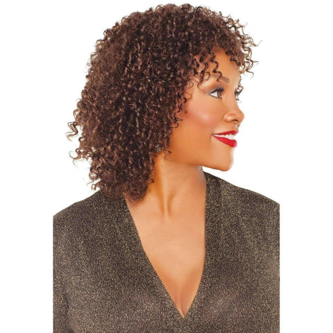 WP-JOJO-V | Synthetic Wig (Weave/Traditional Cap) - African American Wigs