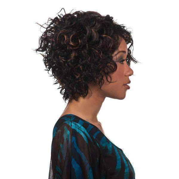 WP-MEGGI - Vivica Fox Synthetic Wig - African American Wigs