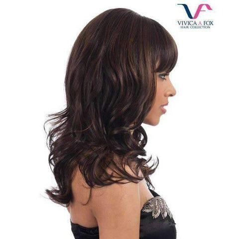 Image of WP-MONTANA - Vivica Fox Synthetic Wig - African American Wigs