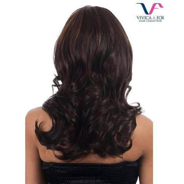WP-MONTANA - Vivica Fox Synthetic Wig - African American Wigs