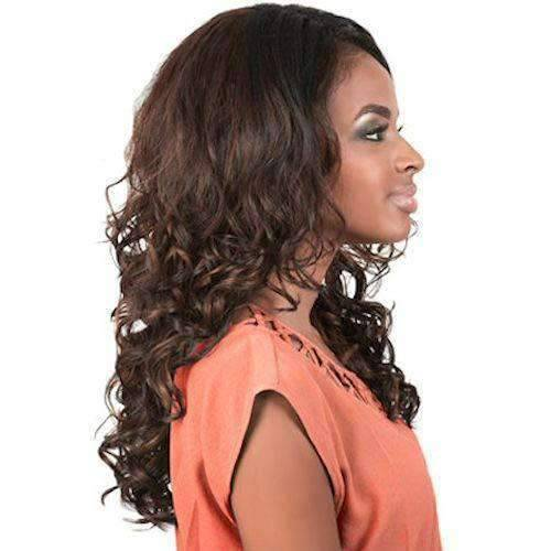 YP-201-Motown Tress Synthetic Hair Wig Long in Color #F4/27/30 - African American Wigs