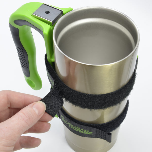 Velcro Brand Adjustable Straps - tumbler handle - attach a paint can