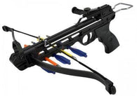 Mankung 50LBS Metal Crossbow - Security and More