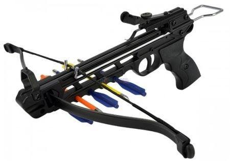Mankung 50LBS Metal Crossbow