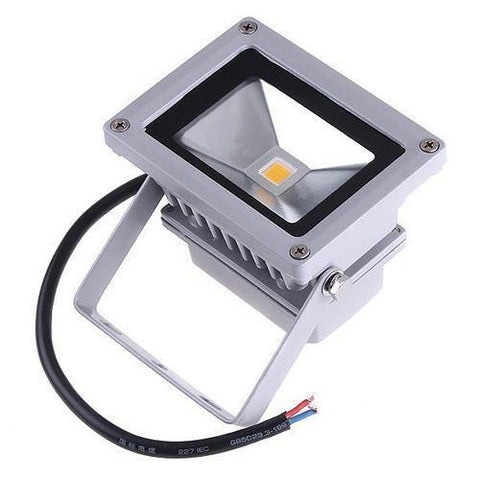10 WATT LED Floodlight - 90% Energy Saving 10W LED FLOODLIGHT LIGHT - Security and More