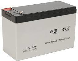 12V 7.2Ah GEL BATTERY - Security and More