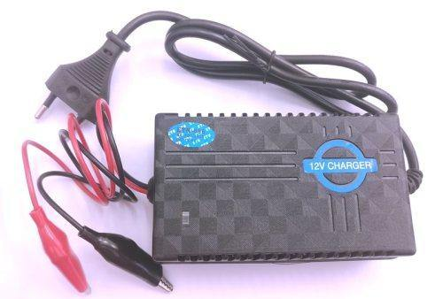 12v Automatic Intelligent Charger | Charges Up To 20ah Battery - Security and More