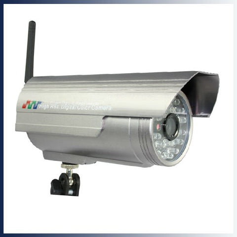 Waterproof IP Network camera | Night vision | Motion detection | WiFi |