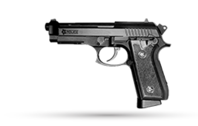 GUERRILLA POLICE PT92 BERETTA | 4.5MM BB | CO2 | FULL METAL SEMI & FULL AUTO