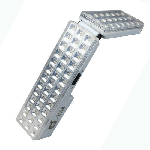 LOADSHEDDING 39 + 21 LED RE-CHARGABLE ADJUSTABLE EMERGENCY LIGHT