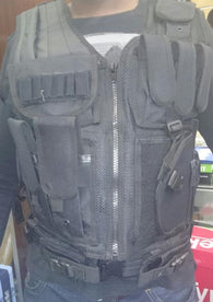 TACTICAL VEST | ONE SIZE FITS ALL