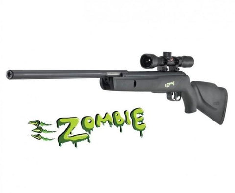 GAMO AIR RIFLE 5.5MM ZOMBIE INCLUDES 4 X 32 SCOPE