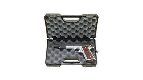 MTM807 | GUN CARRY CASE | FITS UP TO 6'' BARREL
