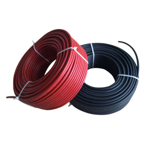 Solar Wire 6mm | Sold Per Meter (red & Black Available)