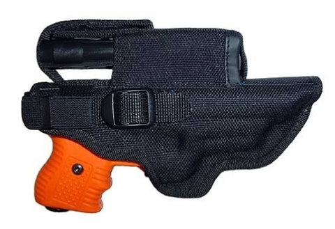JPX STANDARD HOLSTER WITH MAGAZINE POUCH