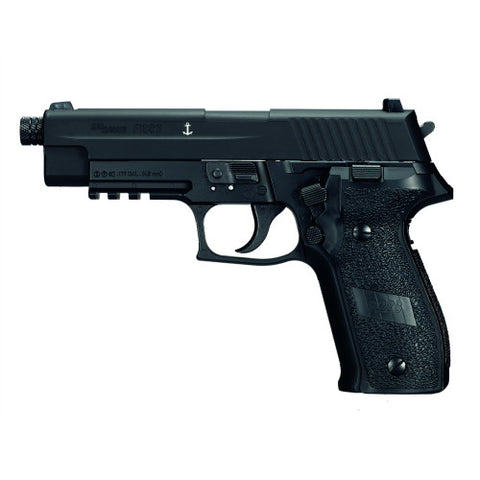 SIG SAUER P226 BLACK | 16 ROUND BB/PELLET CAPACITY (Also available in tan)