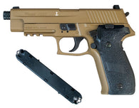 SIG SAUER P226 TAN | 16 BB & PELLET CAPACITY ! (Also available in Black)