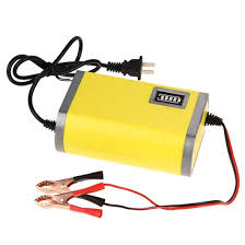 Intelligent Battery Charger 12V 20AH-80AH