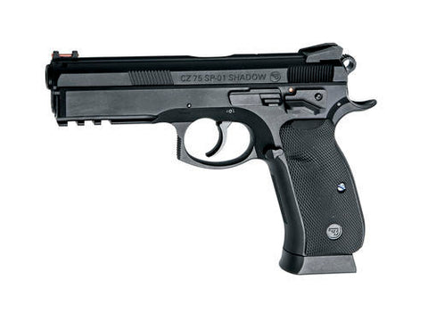 Sp-01 Cz Shadow | 4. 5mm Bb | Co2 Gas Gun