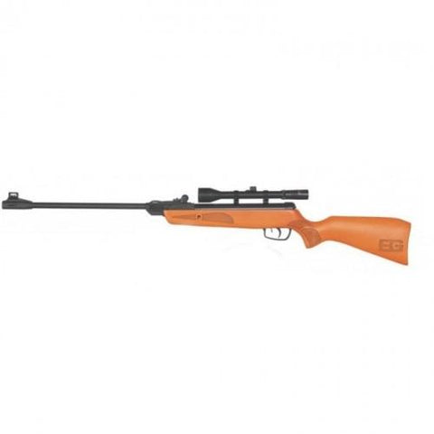 Gamo 4.5mm Bear Grylls Young Explorer SE Air Rifle With Scope