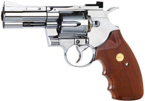 "KWC 357 MAGNUM 2.5"" CO2 BB GUN 