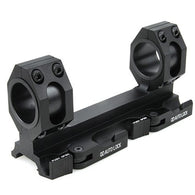 QUICK DETACH SCOPE MOUNT | 25 & 30mm for 22mm Weaver/ Picatinny Rails