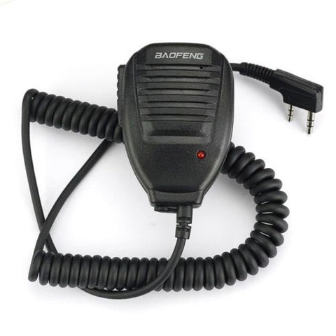 Speaker And Microphone For Two Way Radio /Walkie Talkie