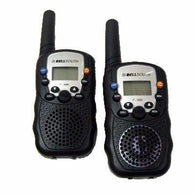 2 Way BellSouth Radio - Walkie Talkie Set of 2 Units - Security and More