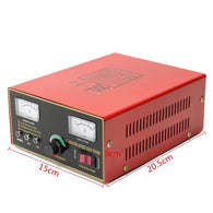 200ah Full Automatic Quick Battery Charger 12v & 24v - Security and More