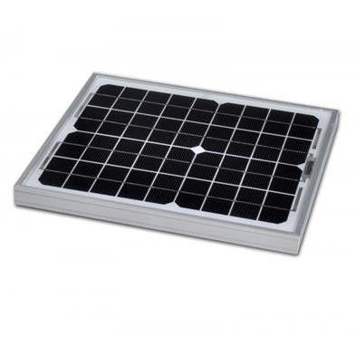 20w Solar Panel - Security and More