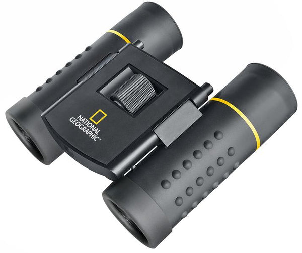 National Geographic - 8X21 Binocular - Black & Yellow