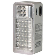 Ultratec - Rechargable Camping or Emergency LED Lantern - White