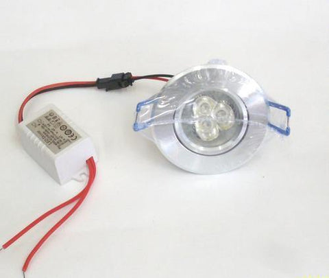 3w Led Downlight - 90%Energy Saving - Security and More