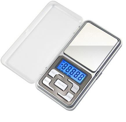 Pocket Gram Scale