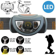 UltraTec Chameleon Recharge 60l Warm/Cool/Hi/Low Headlamp - Bliss