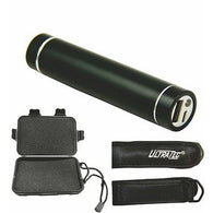 Ultratec Black O.N. Recharge 100L LPB Flashlight/P-Bank Box Pack - Ms7422