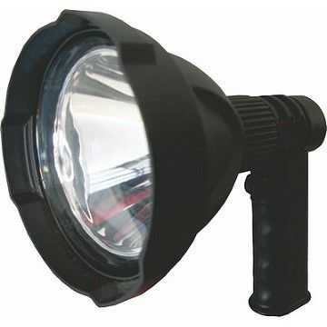 Gamepro Spotlight - Asio - Rechargeable - 5W LED - 300LUM (With Bag and Red Filter)