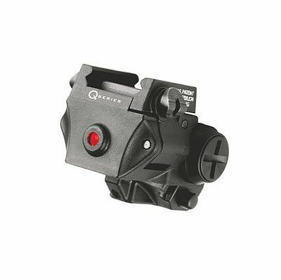 iProtec QSeries Subcompact Pistoli Red Laser Light