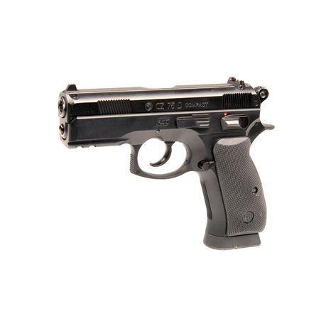 ASG Cz 75D Compact Airgun 4.5mm - Security and More