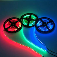 5m Roll 12v Led Strip Lights | With Power Supply | 3528 Led | Red/Green/Blue/Cool White/ Warm White - Security and More