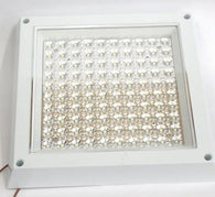 7w Led Indoor Square Light Fitting 220-240v- 90%Energy Saving - Security and More