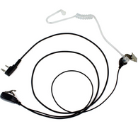 Microphone Air Tube Earpiece Headset for Baofeng UV5R