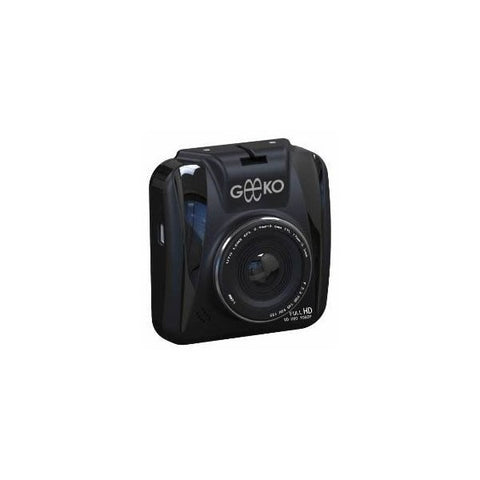 Geeko In Car Dash Camera | 1080p | 2.4inch Lcd | 1.3mp | Built In Mic |